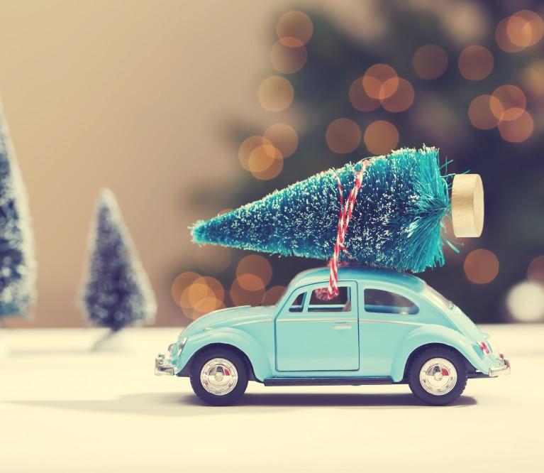 10 originaliausių Kalėdų eglučių idėjų