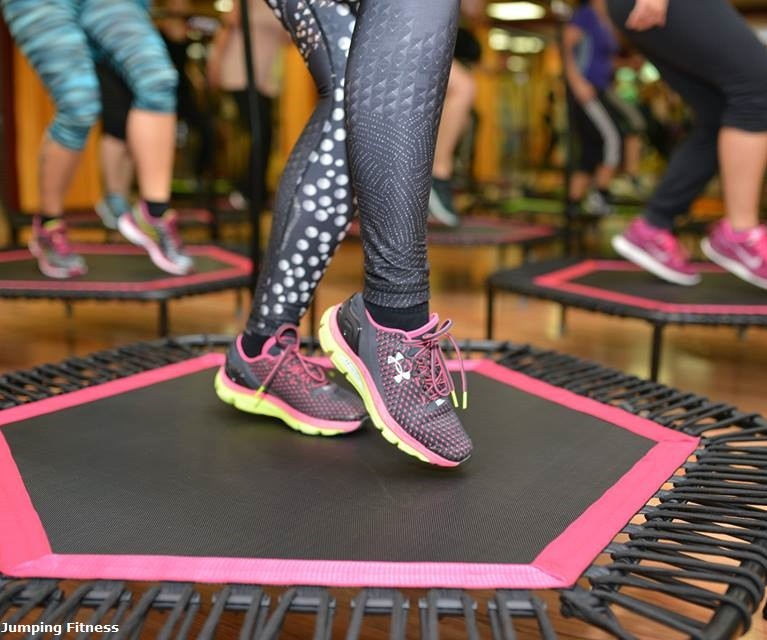 Batutai ir aerobika – tobulas sporto derinys