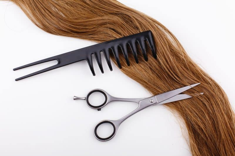 plaukai būtų stiprūs ir sveiki