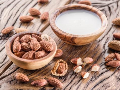 Migdolų naudojimas norint numesti svorio, Metant svorį patariama valgyti šiuos 20 produktų