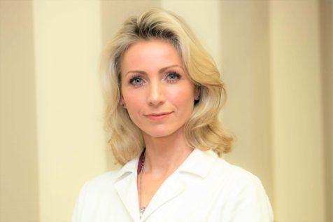 Gydytoja dermatologė Asta Dumbliauskienė