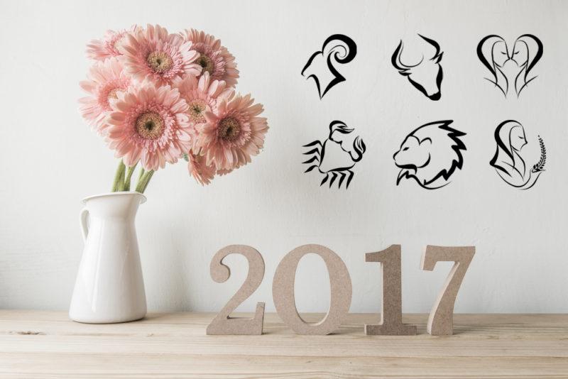 2017-ųjų horoskopas visiems zodiako ženklams: I dalis