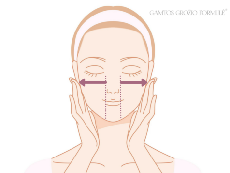 Vietoj kremo nuo raukšlių - stangrinamasis veido savimasažas