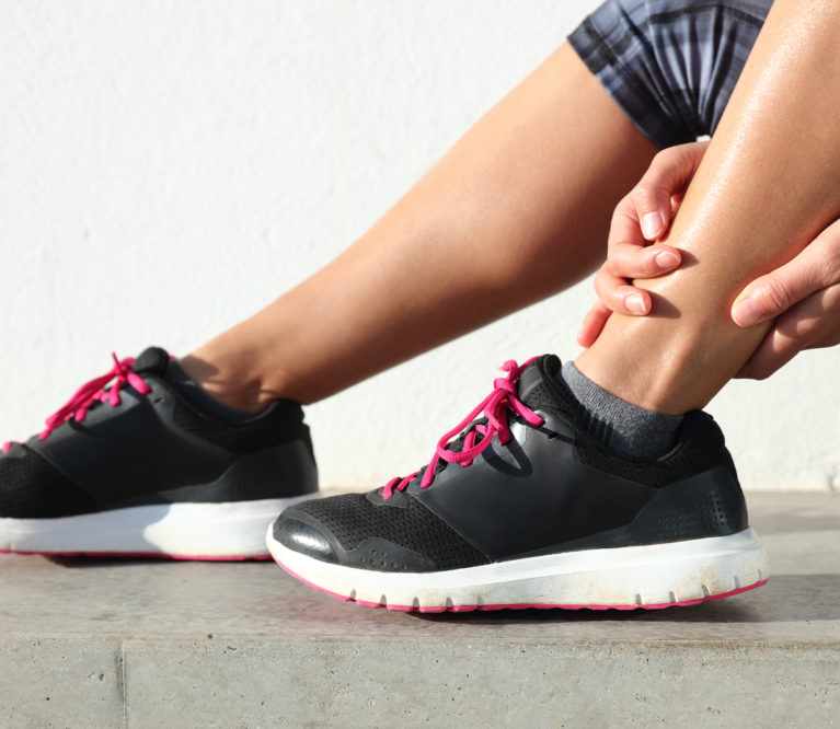 Kaip sumažinti raumenų skausmą po treniruotės?