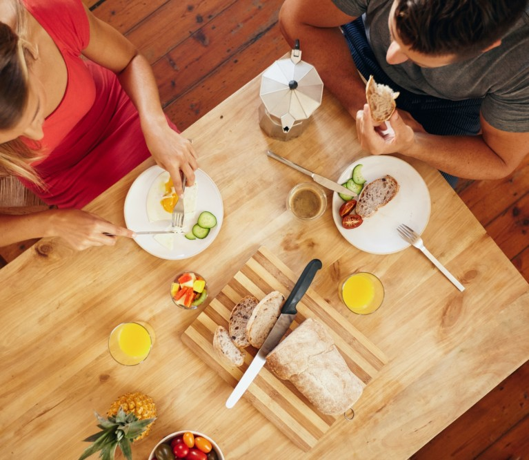 Taisyklingi mitybos įpročiai