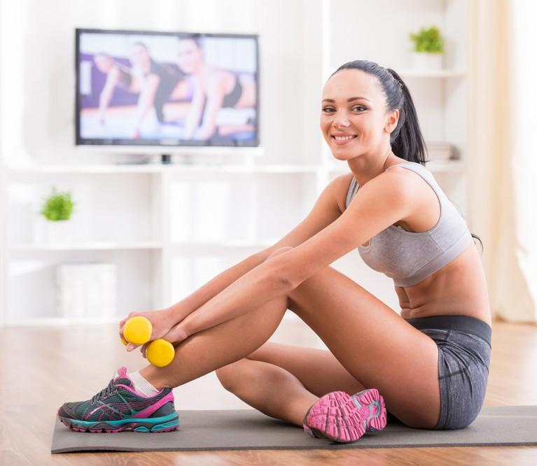 Efektyvūs pratimai sėdmenims ir šlaunims stiprinti