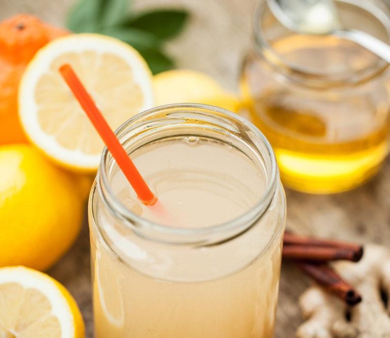 Imbiero gėrimas norintiems ištirpdyti riebalus be dietų