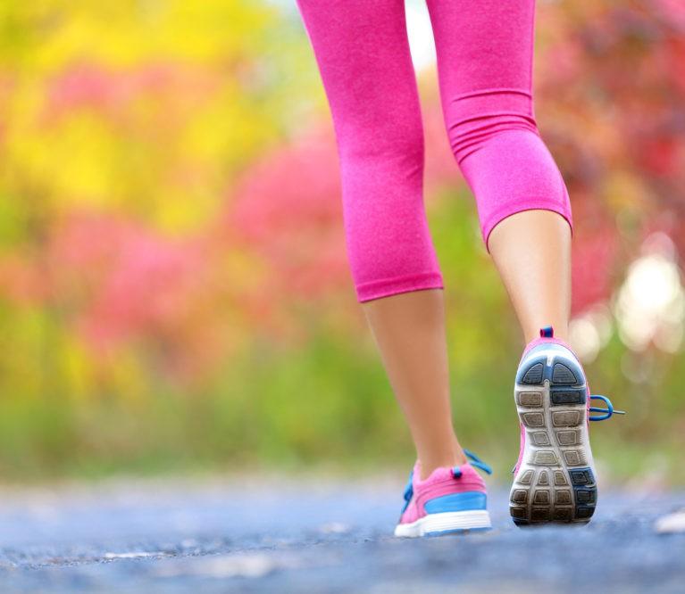 Vaikščiojimo nauda sveikatai