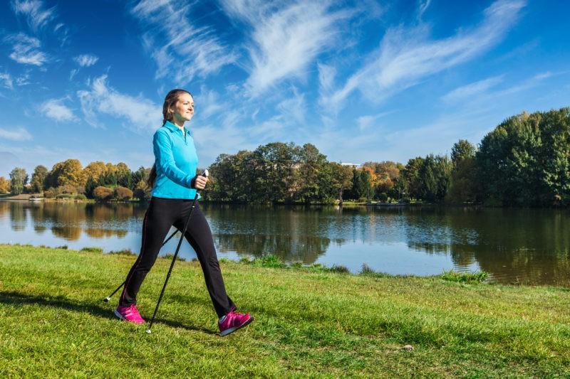 Vaikščiojimas – irgi sportas?