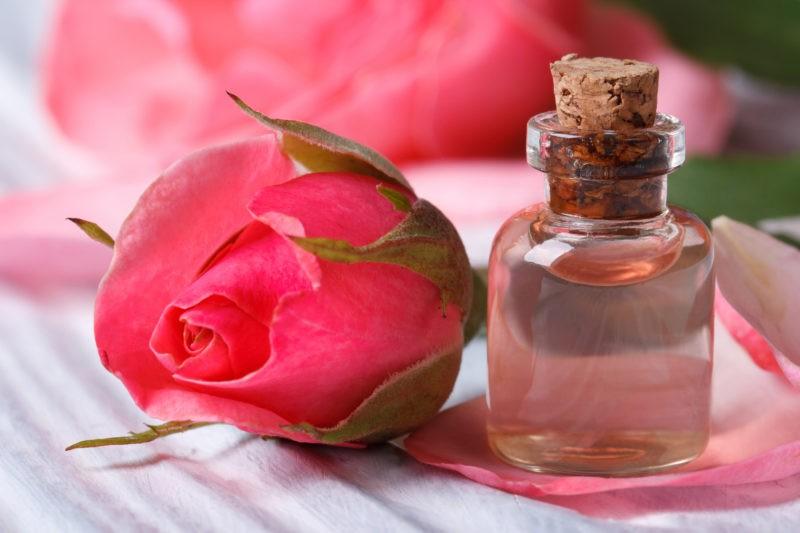 Rožių vanduo: jo naudojimas ir poveikis