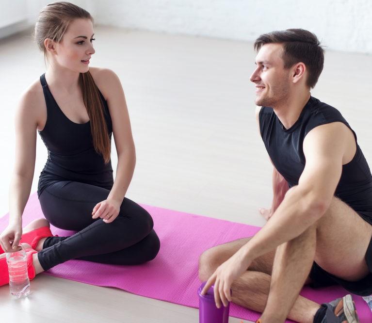 Sportuojančios poros džiaugiasi geresniais santykiais