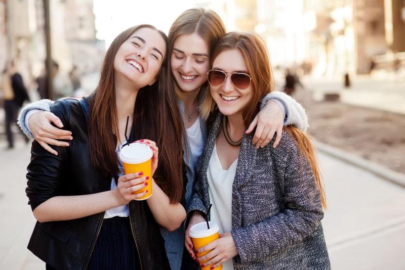 Kaip draugai padeda susidoroti su stresu?