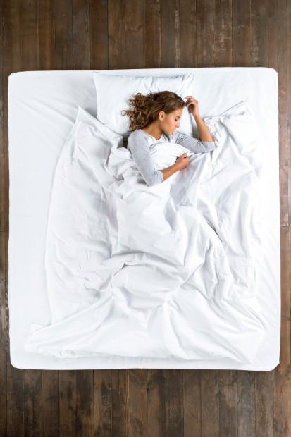 Kokia yra ideali miego poza?
