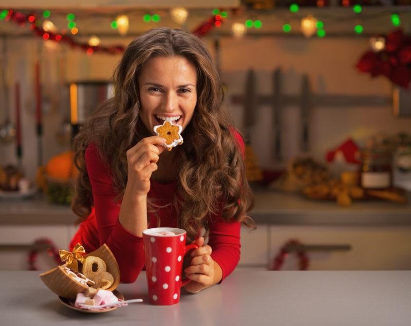 Praktiški ir lengvai įgyvendinami patarimai, kaip per šventes nepriaugti svorio