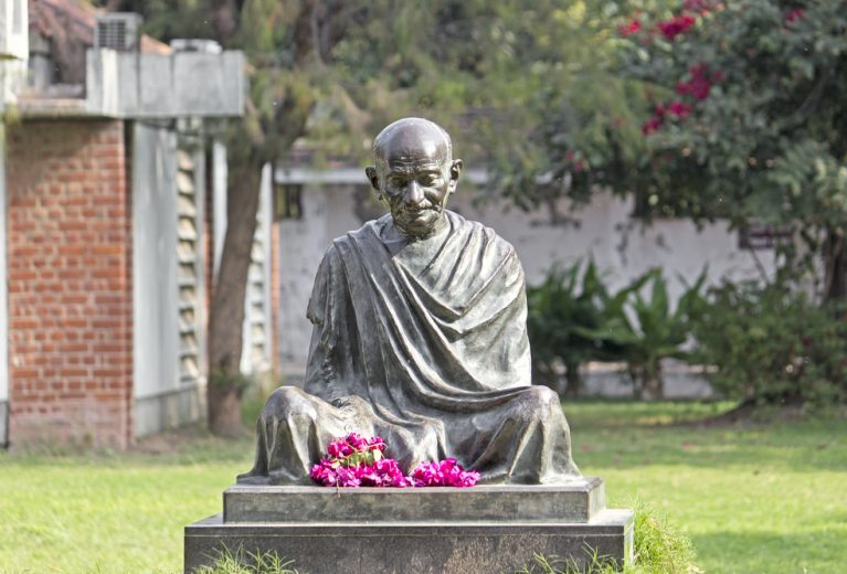 Įkvepiančios citatos: 21 Mahatma Gandhi išminties perlų