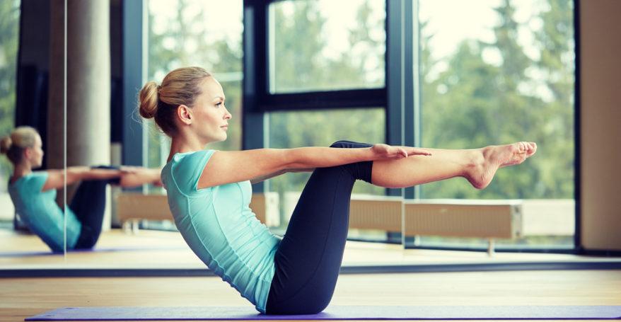 Geriausia treniruotė pilvo presui