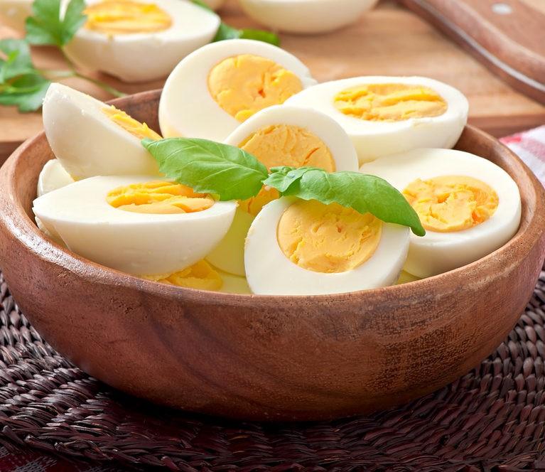 Virtų kiaušinių dieta: kaip numesti svorio ir papildyti organizmą baltymų atsargomis?