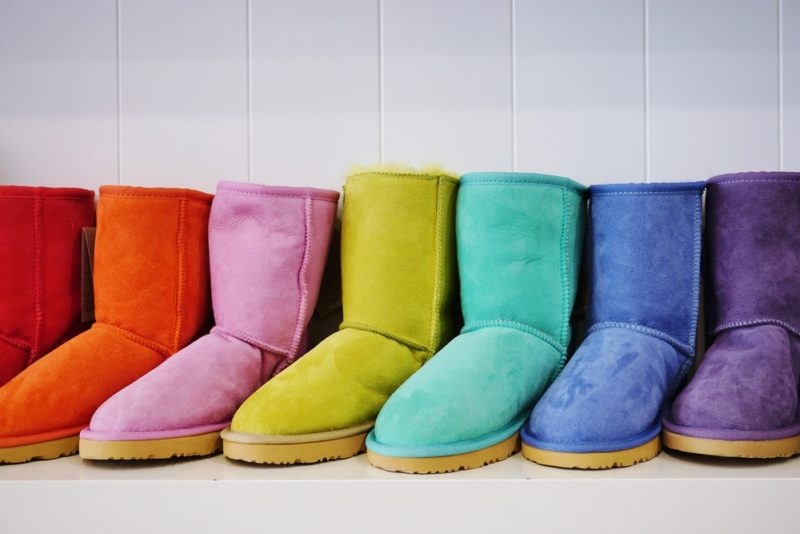 Kad kojos būtų šiltos ir stilingos: UGG batų priežiūros patarimai