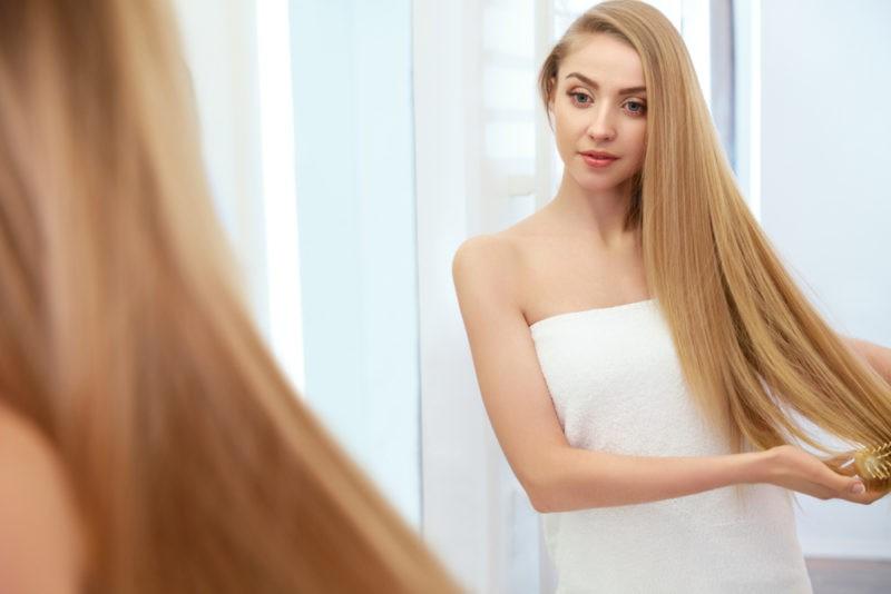 plaukų augimą skatinanti kaukė