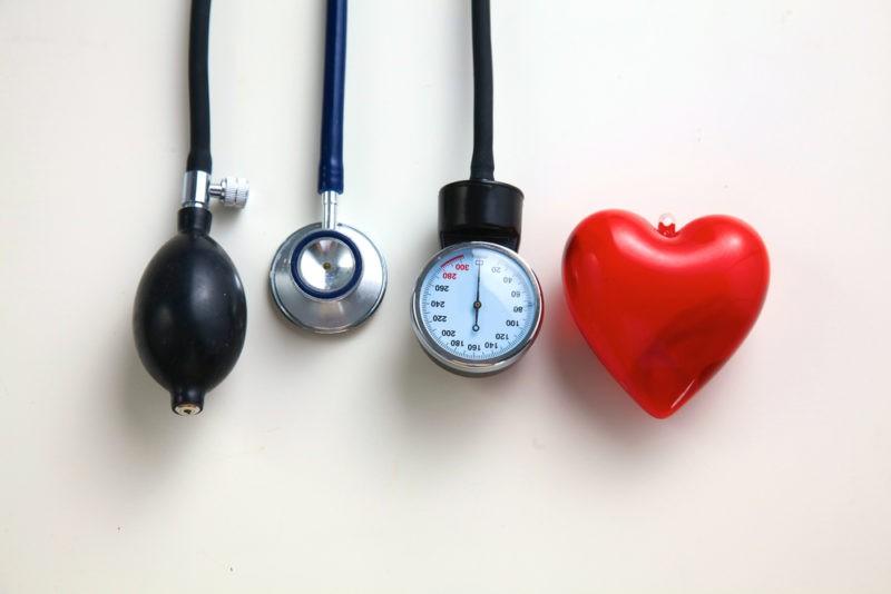 užkirsti kelią hipertenzijai