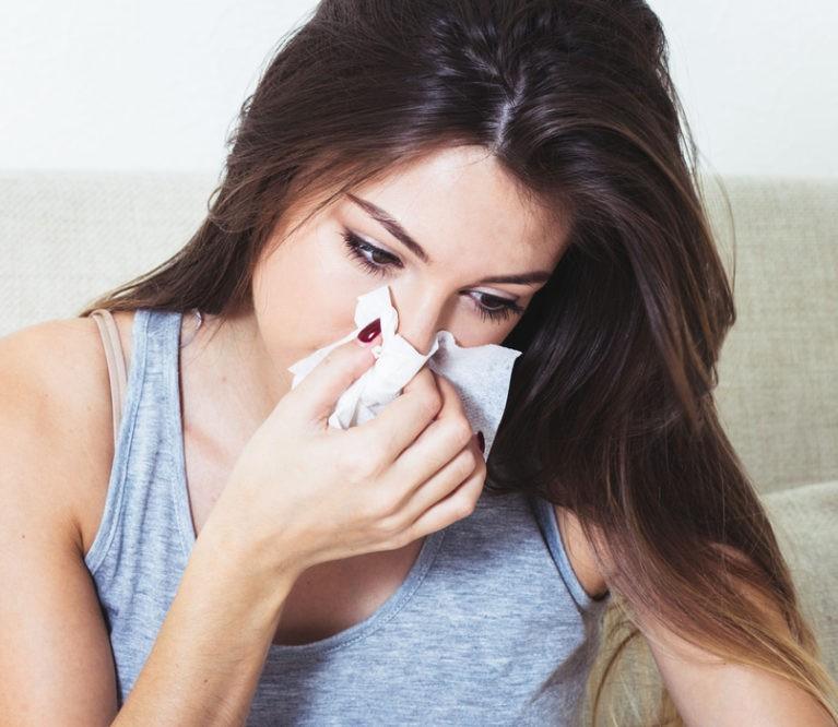 Kraujavimas iš nosies: priežastys bei gydymo būdai