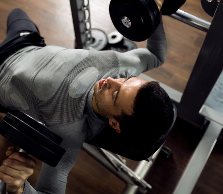 sportuoti efektyviau