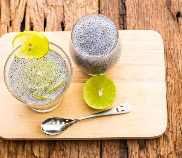 Čija sėklų gėrimas, padedantis lieknėti
