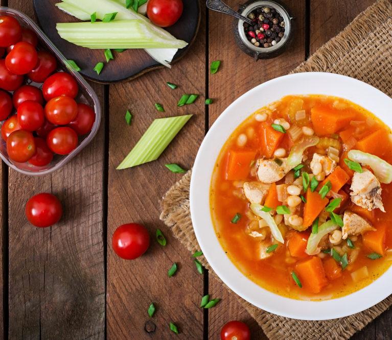 Sriuba nuo peršalimo? 4 nuostabūs organizmo stiprinimo receptai
