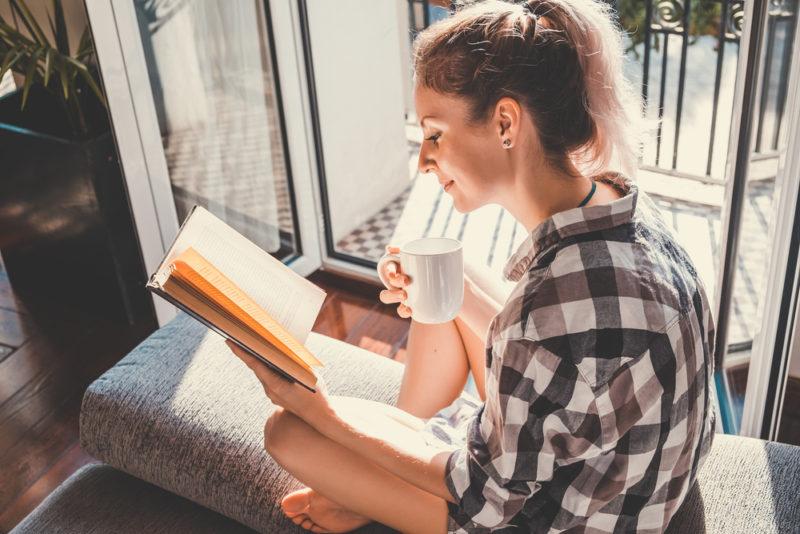 10 įkvepiančių knygų, kurios pakeis jūsų gyvenimą