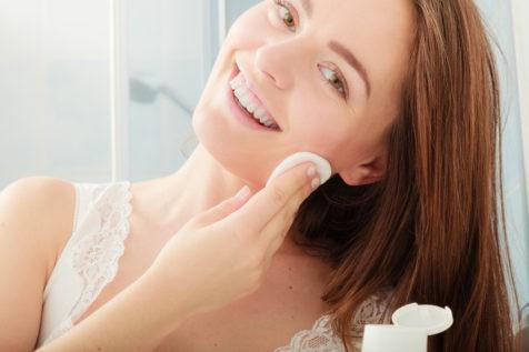 odos priežiūra žiemą