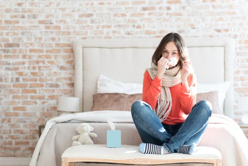 Bronchitas: priežastys, simptomai ir 10 natūralių priemonių įveikti ligą