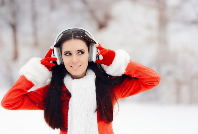 Kalėdinių dainų sąrašas