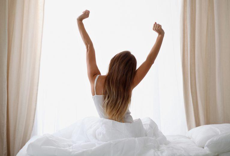 Kaip miegas veikia mūsų odą