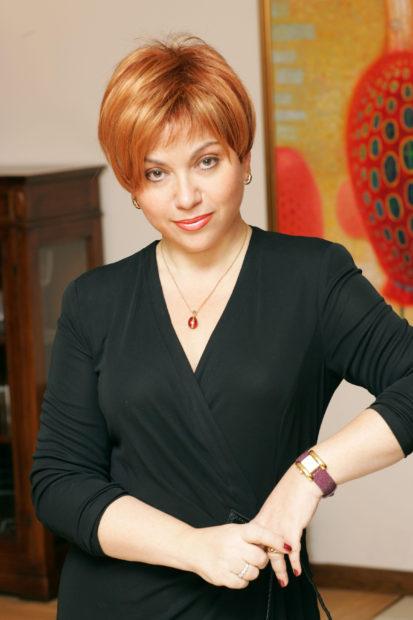 Dietologė Jelena Tulčina